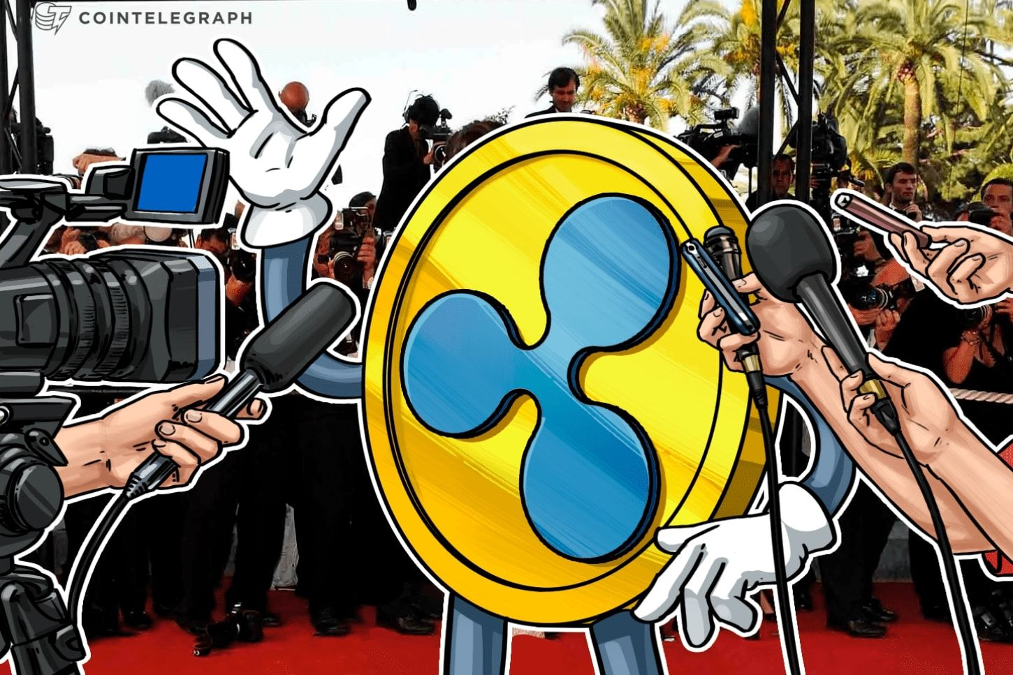 Ripple Adds Former Facebook Exec as New Senior VP of Business and Corporate Development
