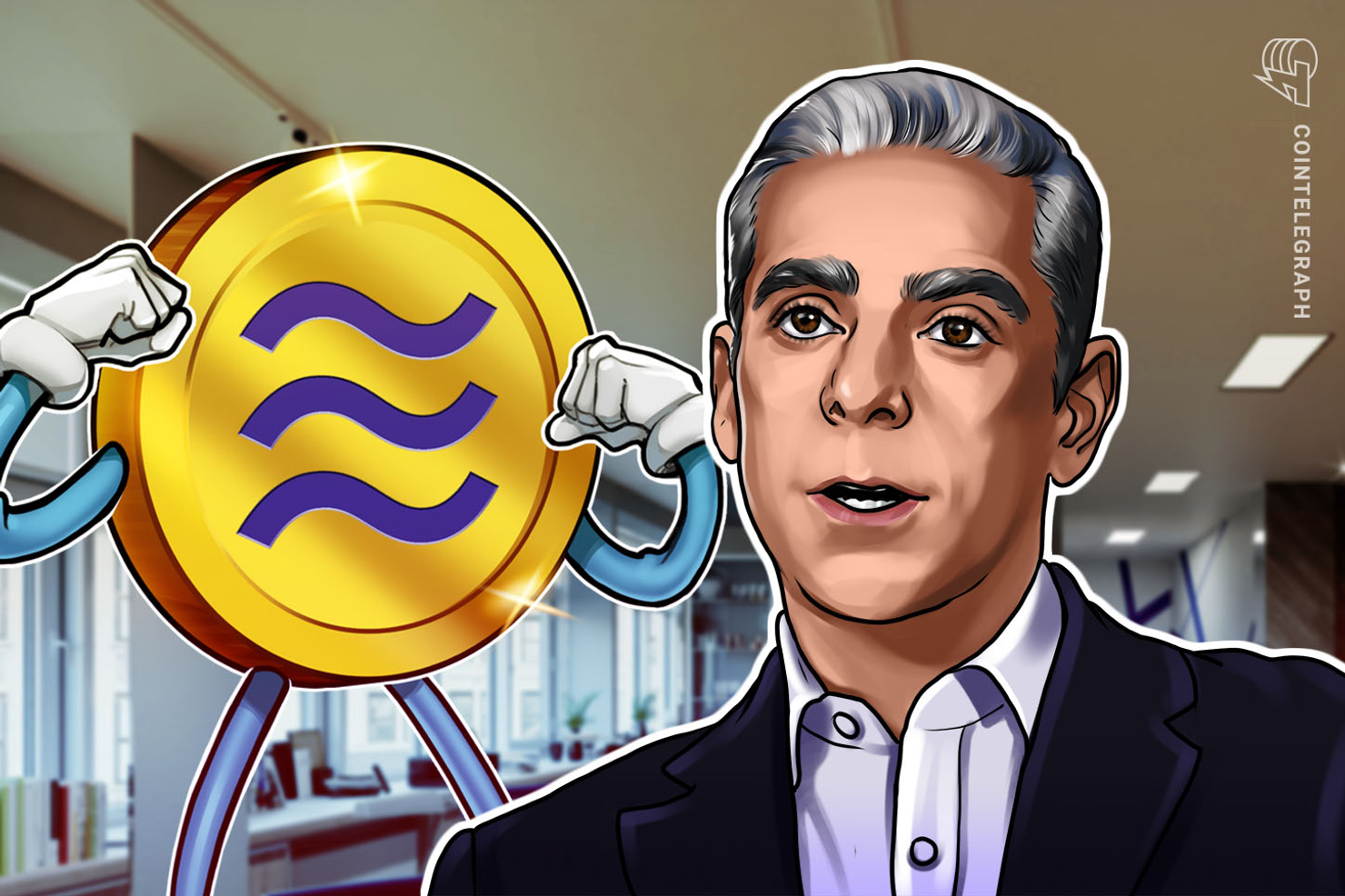 Calibra Head David Marcus Touts Libra's Money Laundering Standards