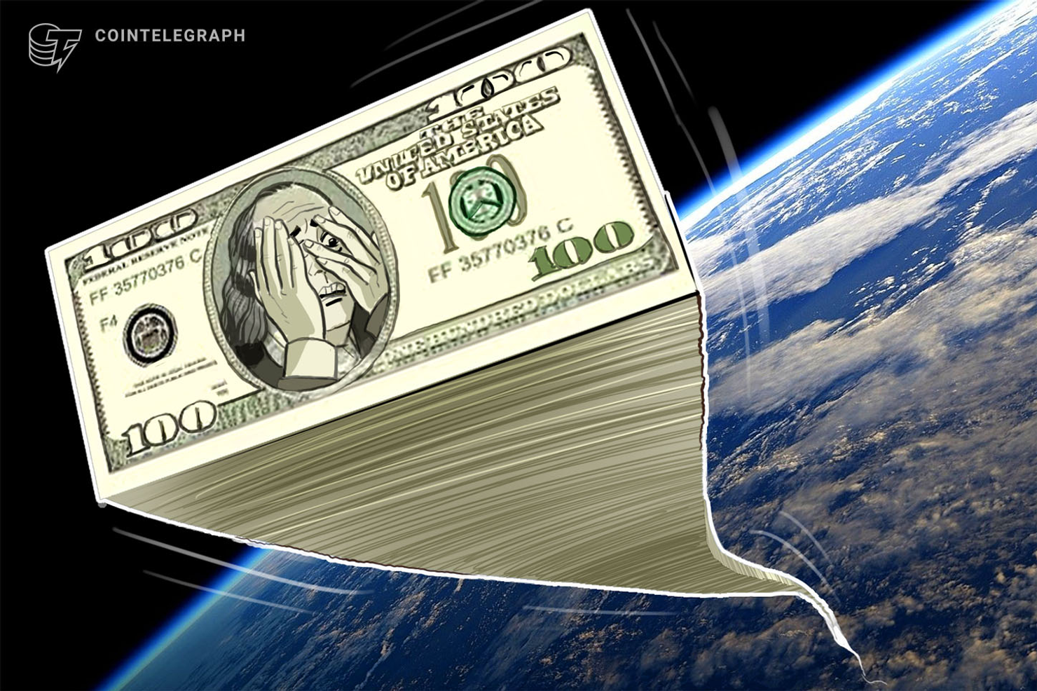 Got Bitcoin? US Fed Warns National Debt Growth Is 'Not Sustainable'