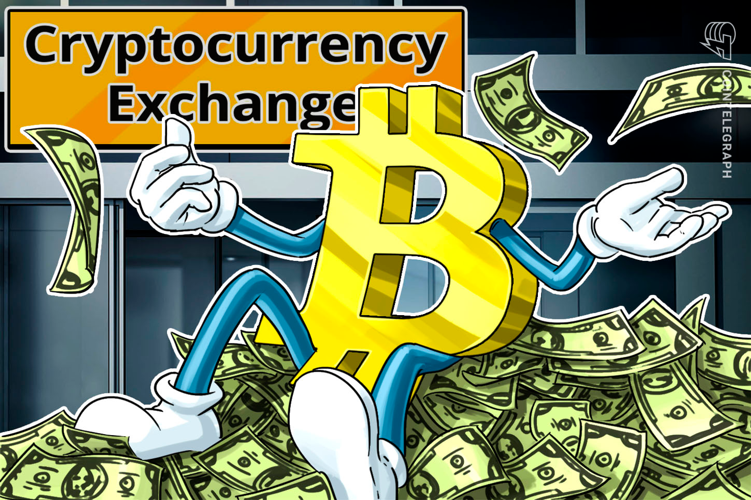 Nearly $10 Billion in BTC Is Held in Wallets of 8 Crypto Exchanges