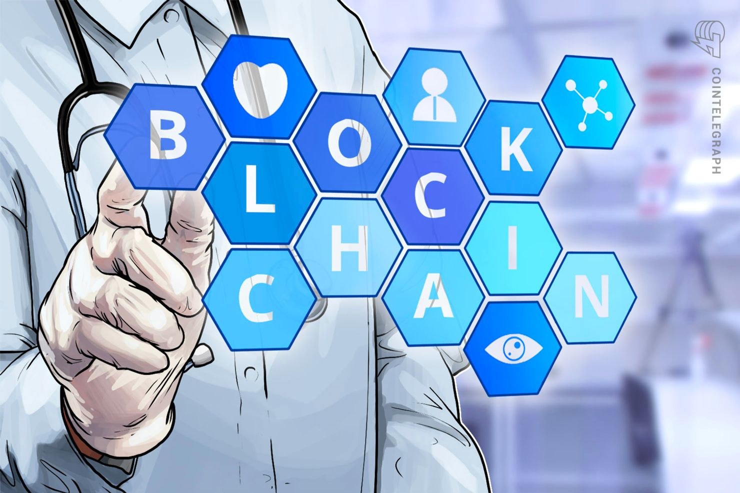 Walmart Awarded Patent for Blockchain-Based Medical Records System