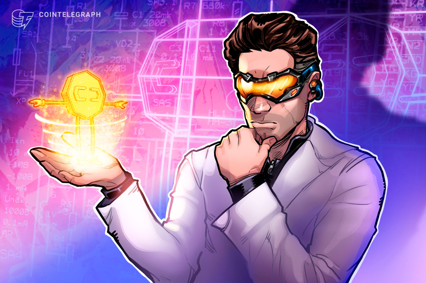 Ex-CFTC Chairman to Promote Blockchain-Based USD in New Think Tank