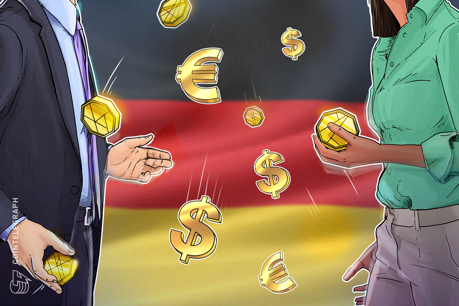 Börse Stuttgart Digital Exchange Opens to All Users Based in Germany