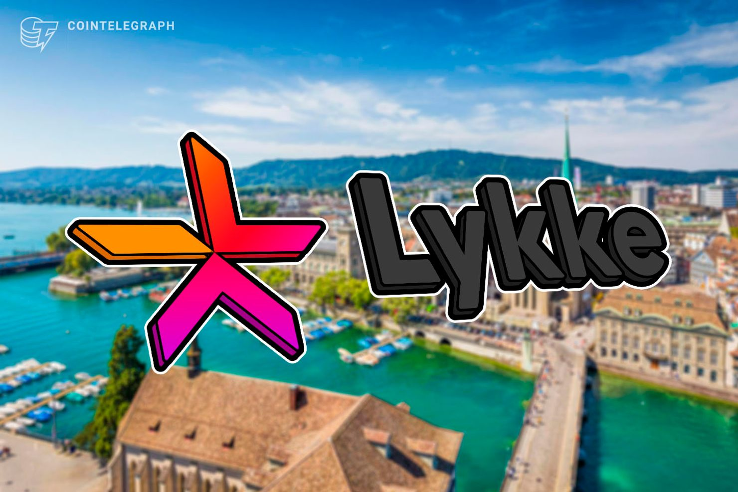 Swiss Blockchain-based Exchange Lykke and Regulated Market Nxchange Announce Partnership to Launch a Tokenized Securities Exchange