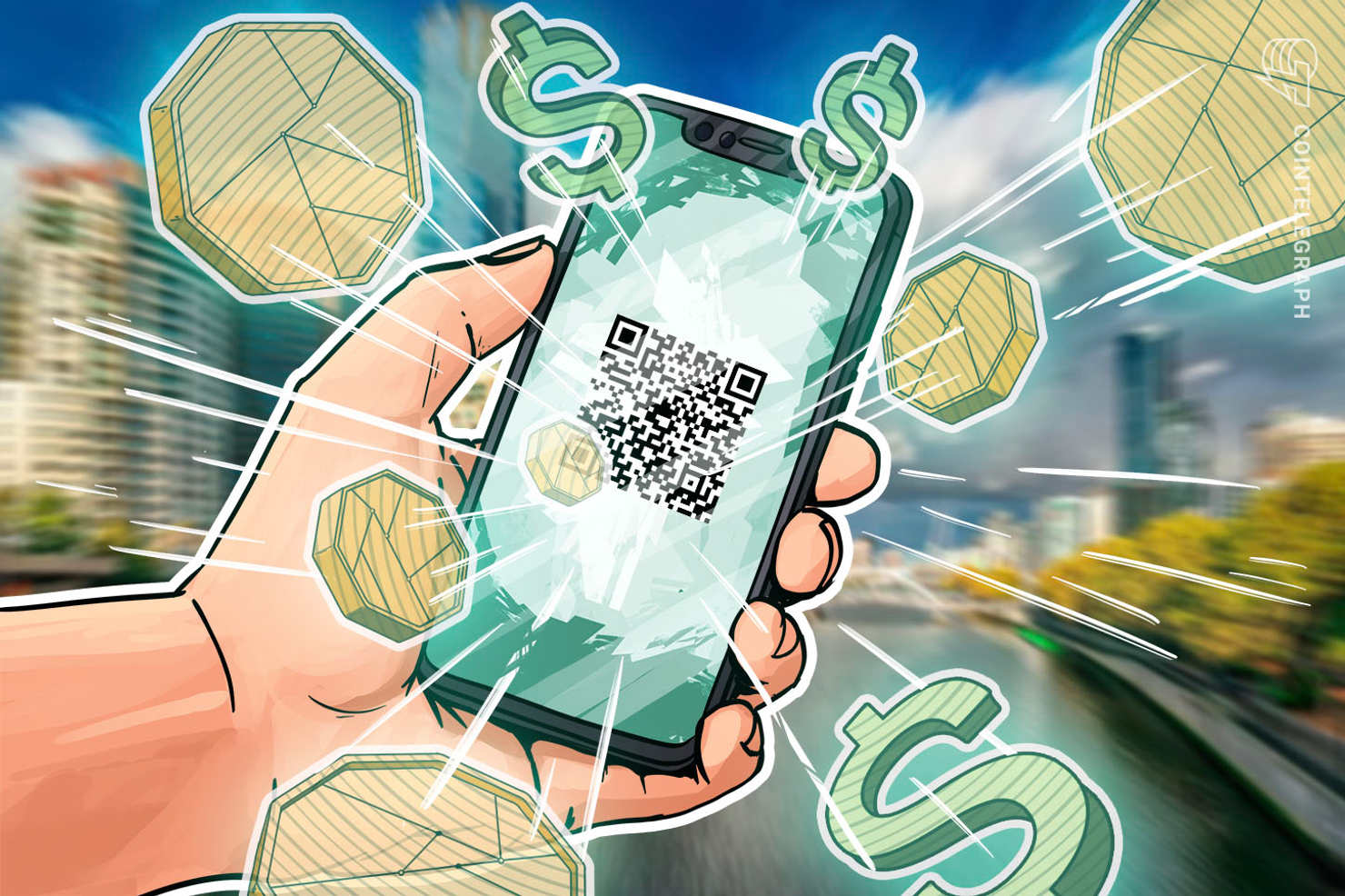 1.4 Million Brazilian Point-of-Sale Devices to Support Crypto Payments