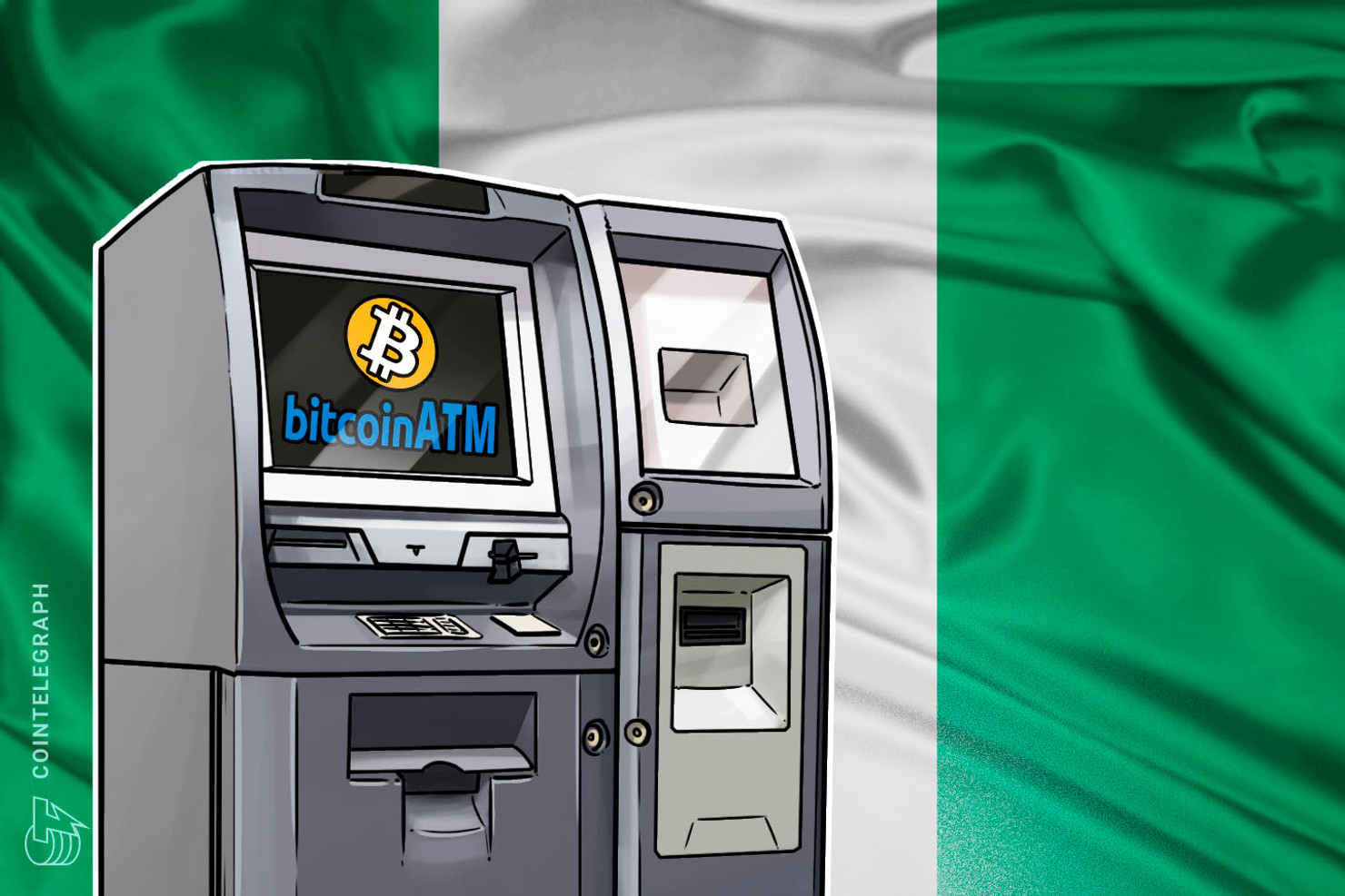 Image of article 'Nigeria Becomes Eighth African Nation to Welcome Bitcoin ATMs'