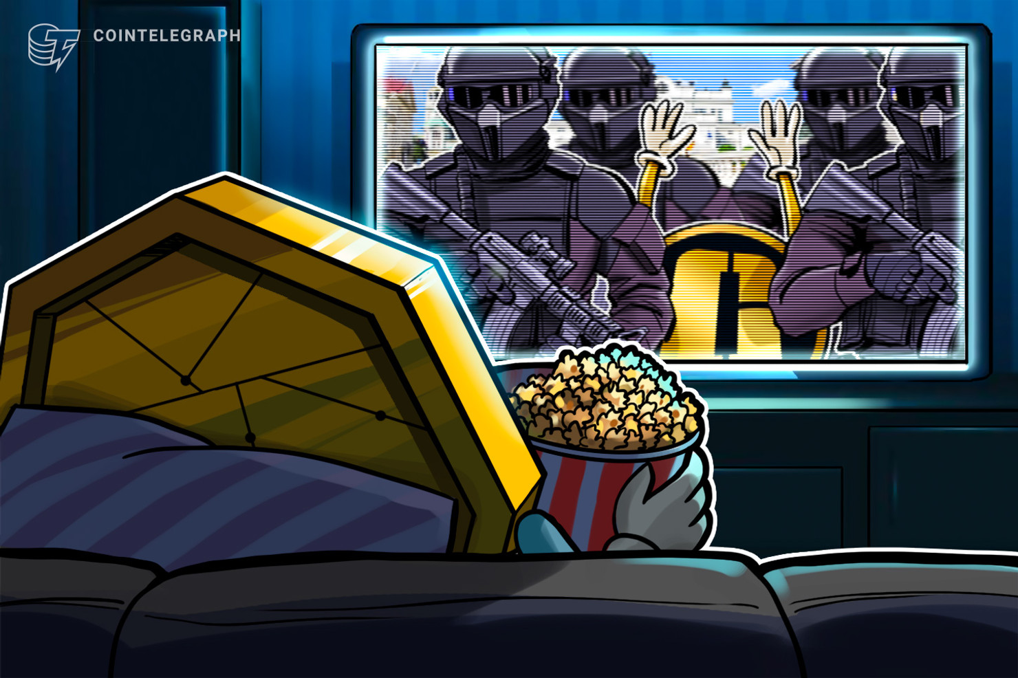 One Coin, Much Drama: OneCoin Ponzi Scheme Lives on as TV Show