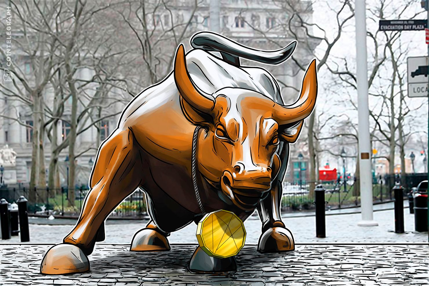 Bloomberg: Wall Street Giants Postpone Entering Crypto Industry Amid