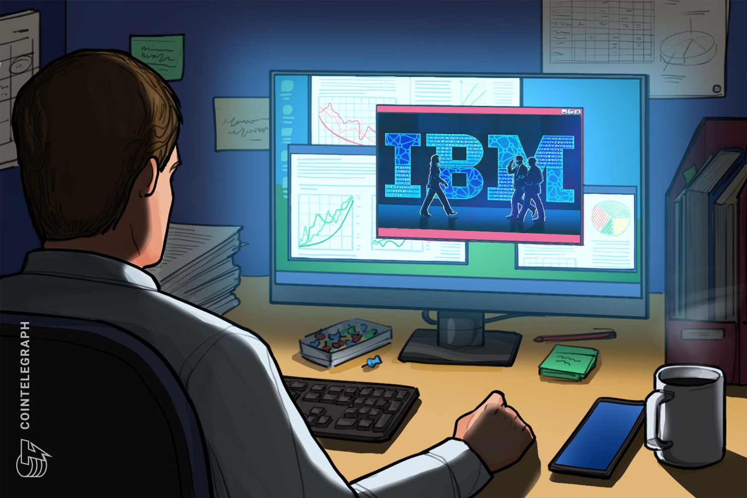 Tech Behemoth IBM Files for a Blockchain-Enabled Web Browser Patent