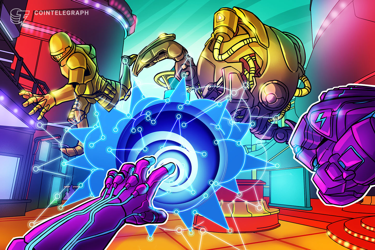 Time to Chain Up: Is Blockchain About to Change the Gaming Industry?