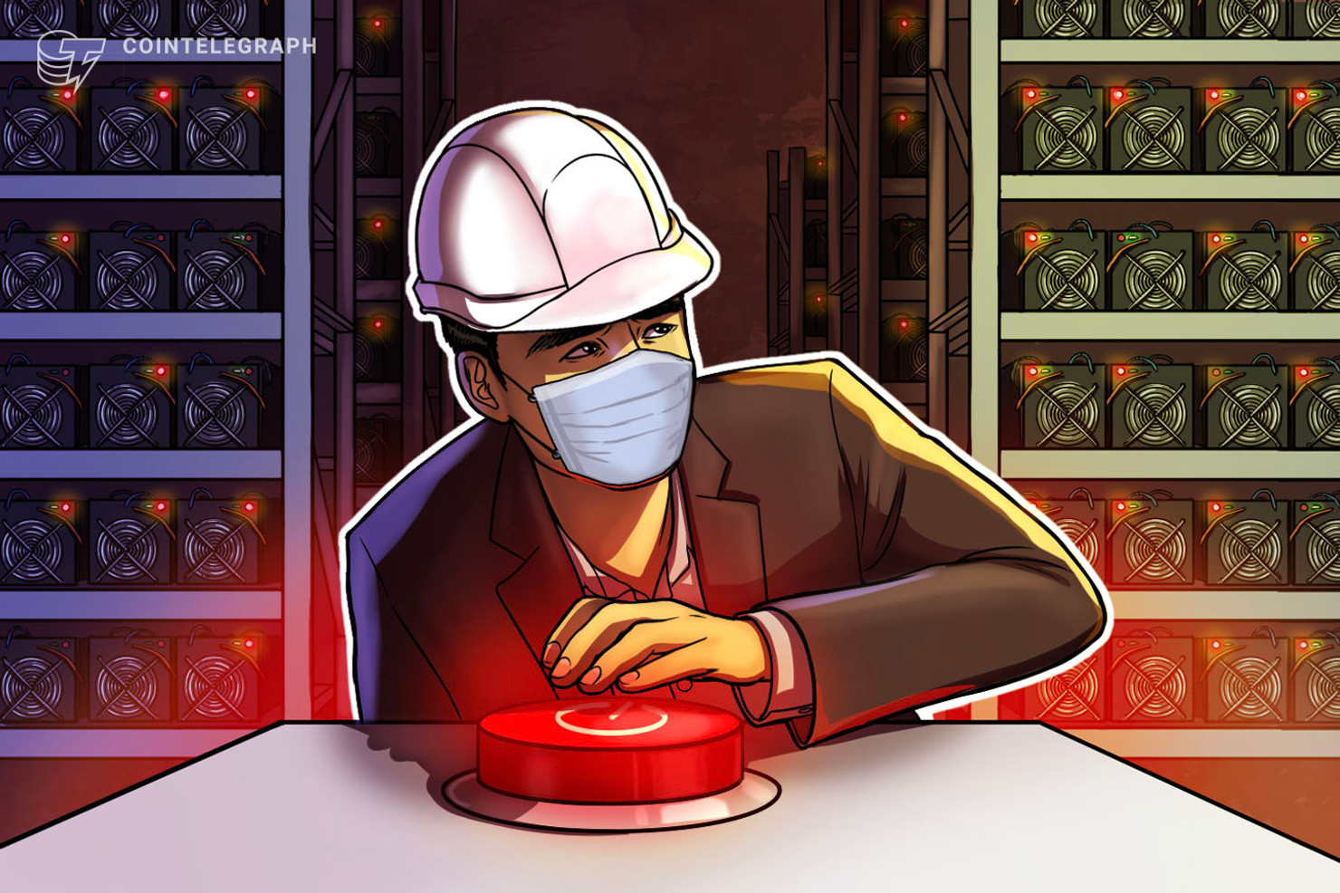 Chinese Crypto Mine Stop or Stall Operations Due to Coronavirus Outbreak