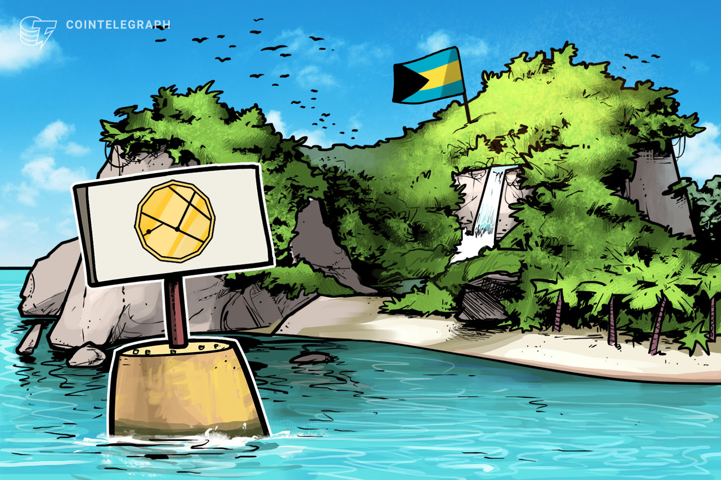 Bahamas To Release Fiat Digital Currency Counter Cash