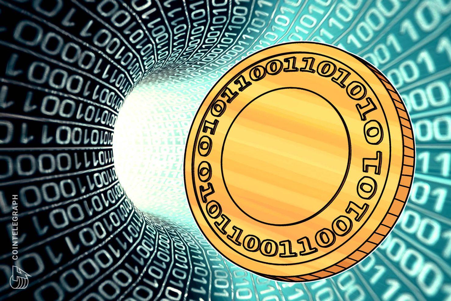 主要仮想通貨3種 GitHubにおける週間コミット数(10月15日)