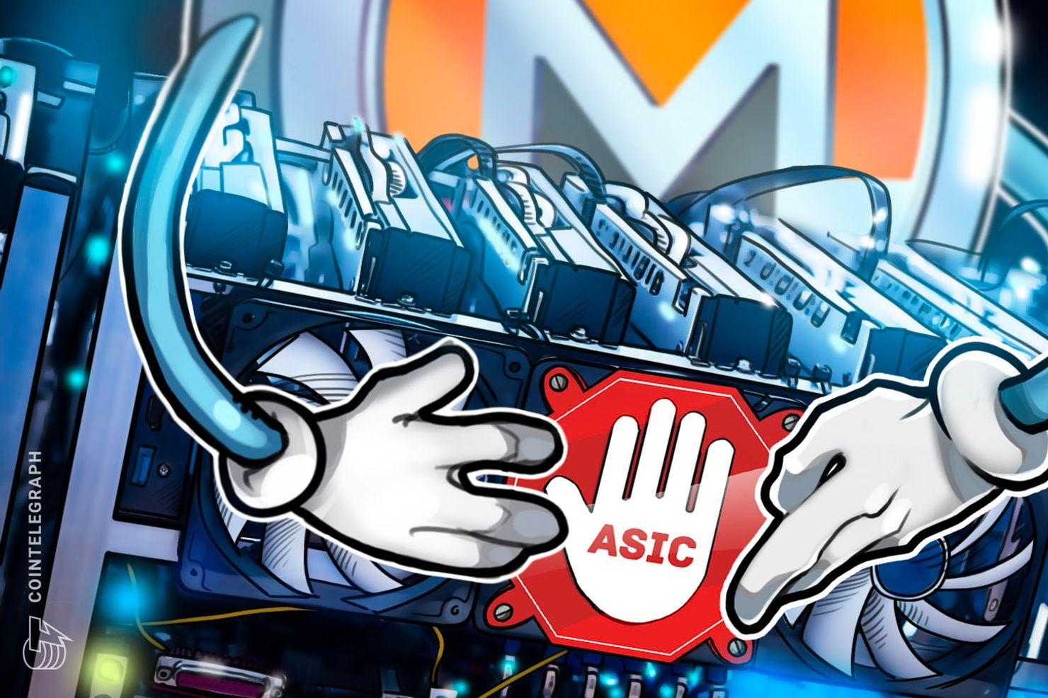 Decentralization First: Privacy Coin Monero Cuts Out ASIC