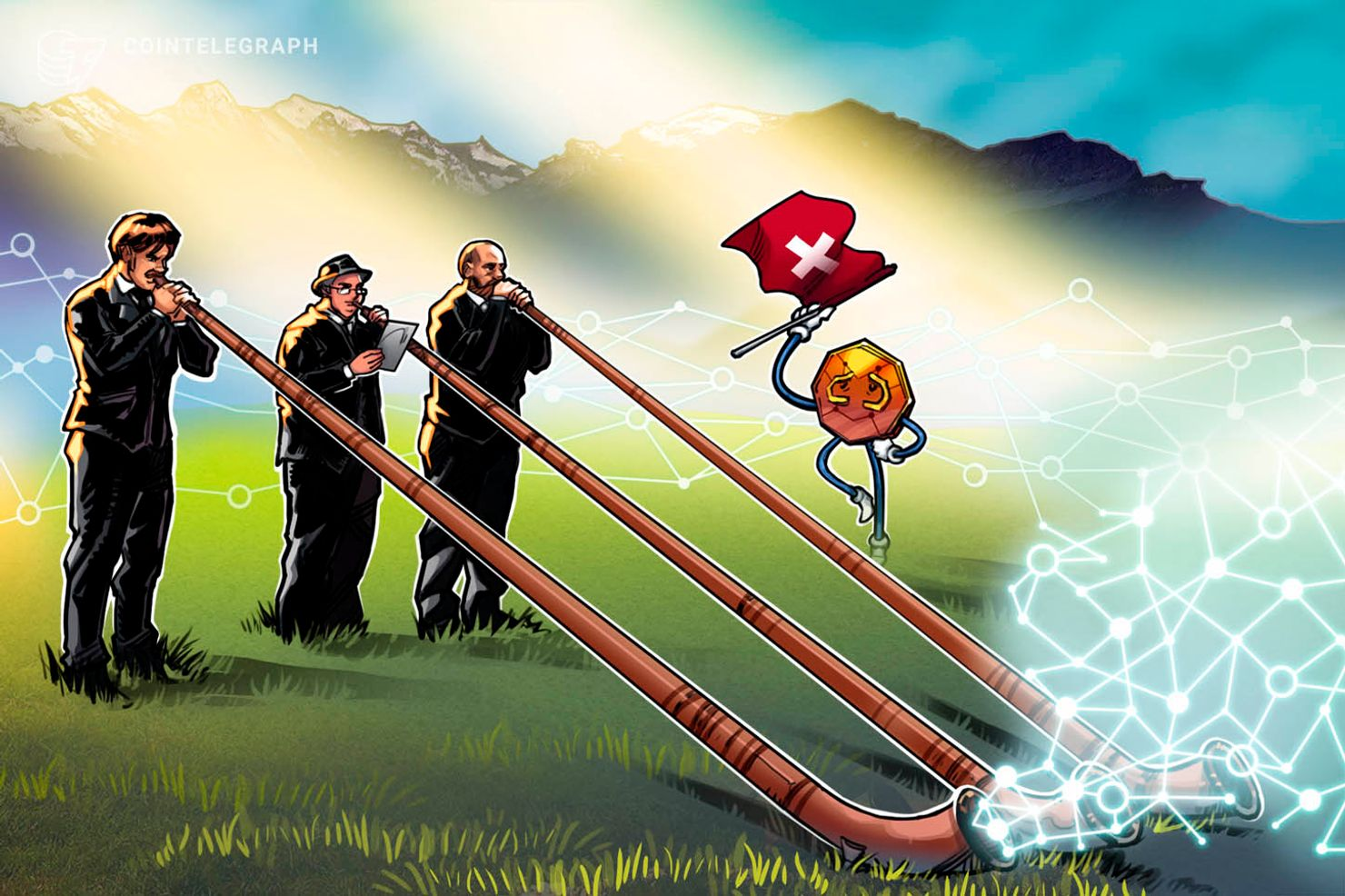 Swiss Bankers Ease Access for Crypto Startups to Prevent Mass Exodus