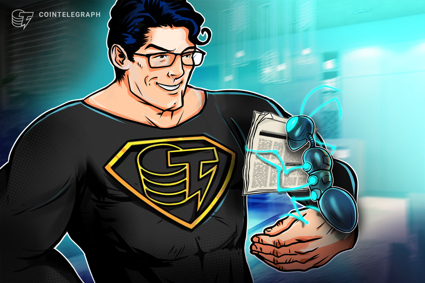 Study: Blockchain to Save $450B in Supply Chain Costs in Western Europe