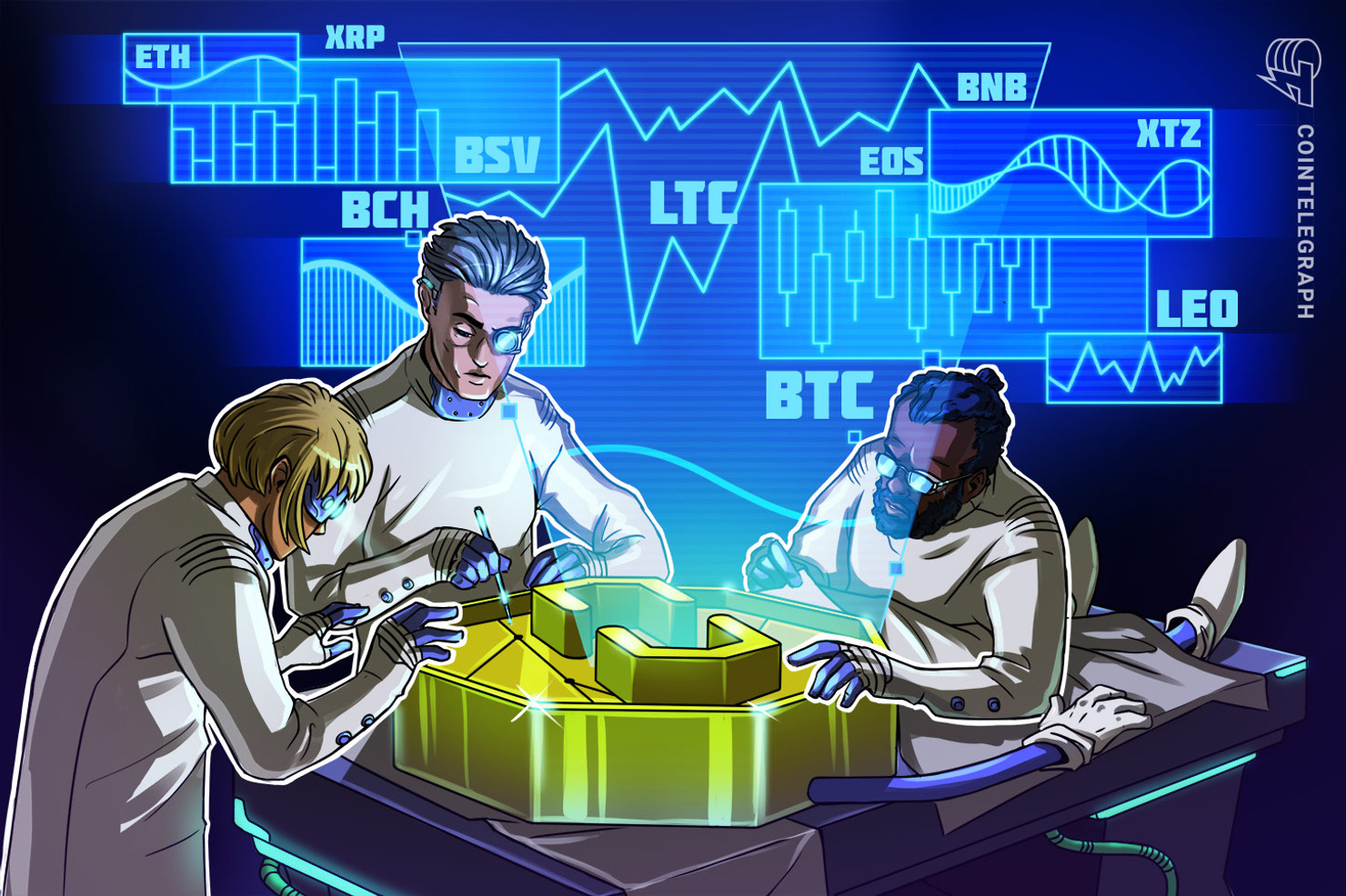 Price Analysis Mar 20: BTC, ETH, XRP, BCH, BSV, LTC, EOS, BNB, XTZ, LEO
