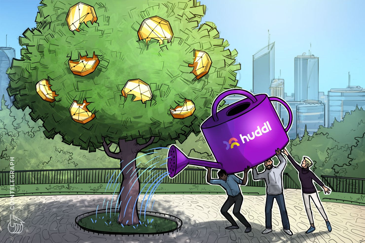 Social Network as a Financial Tool: Startup Plans to Change