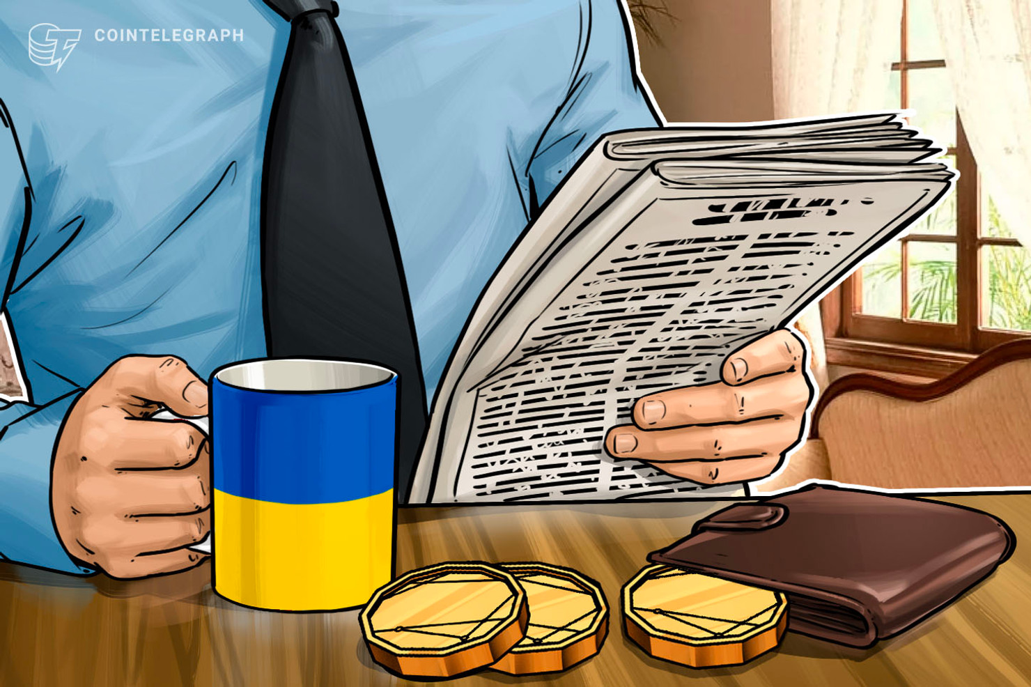 Ukraine to Block Crypto Wallets for Illicit Funds, Finance Minister Says
