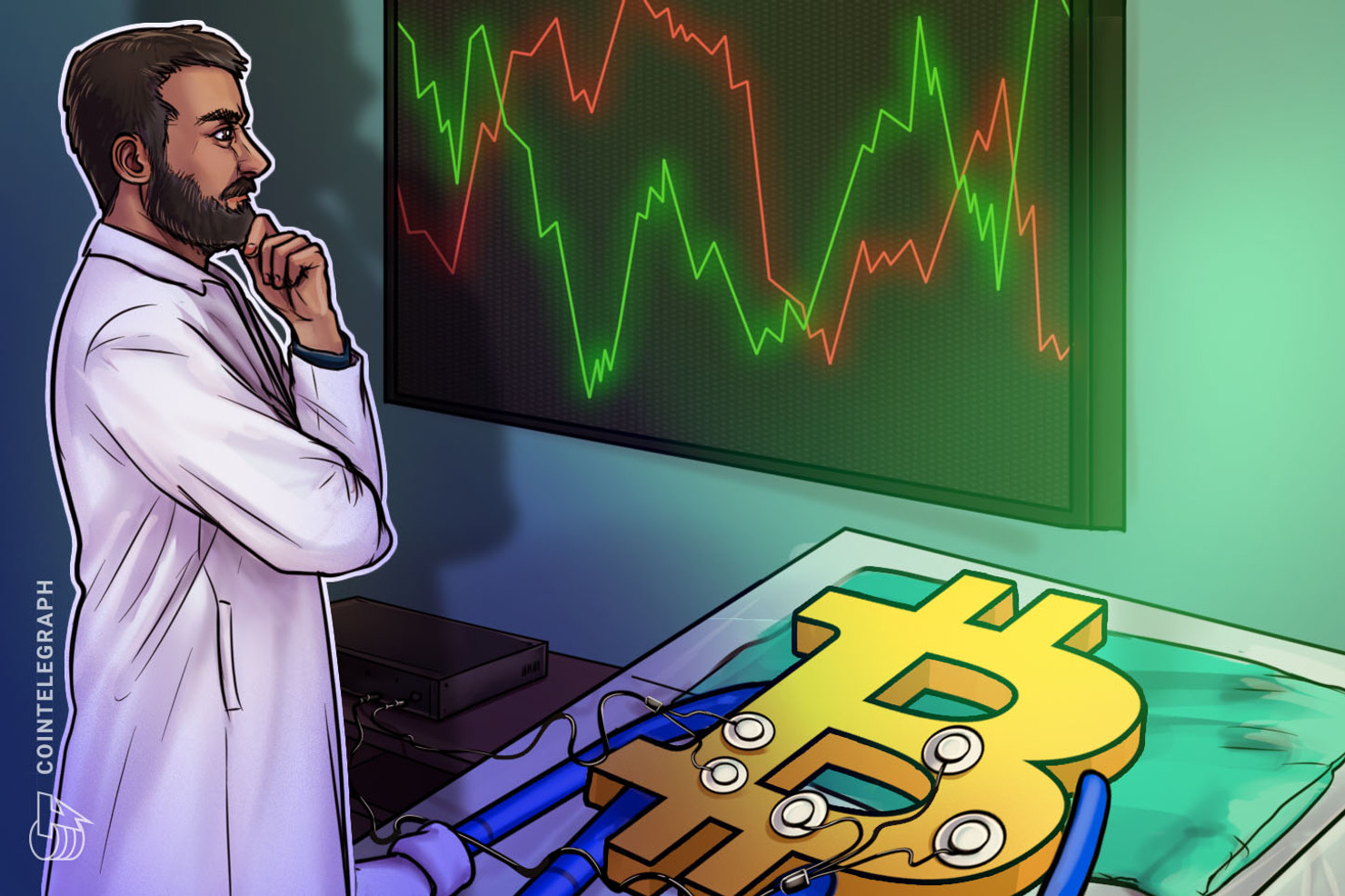 OTC Spreads Exceeded 10% Amid Bitcoin's Violent March Crash