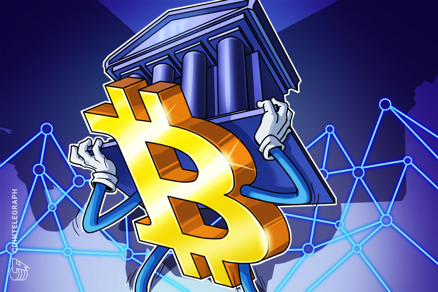 Bitcoin Simply Existing Positively Impacts Monetary Policy: Research