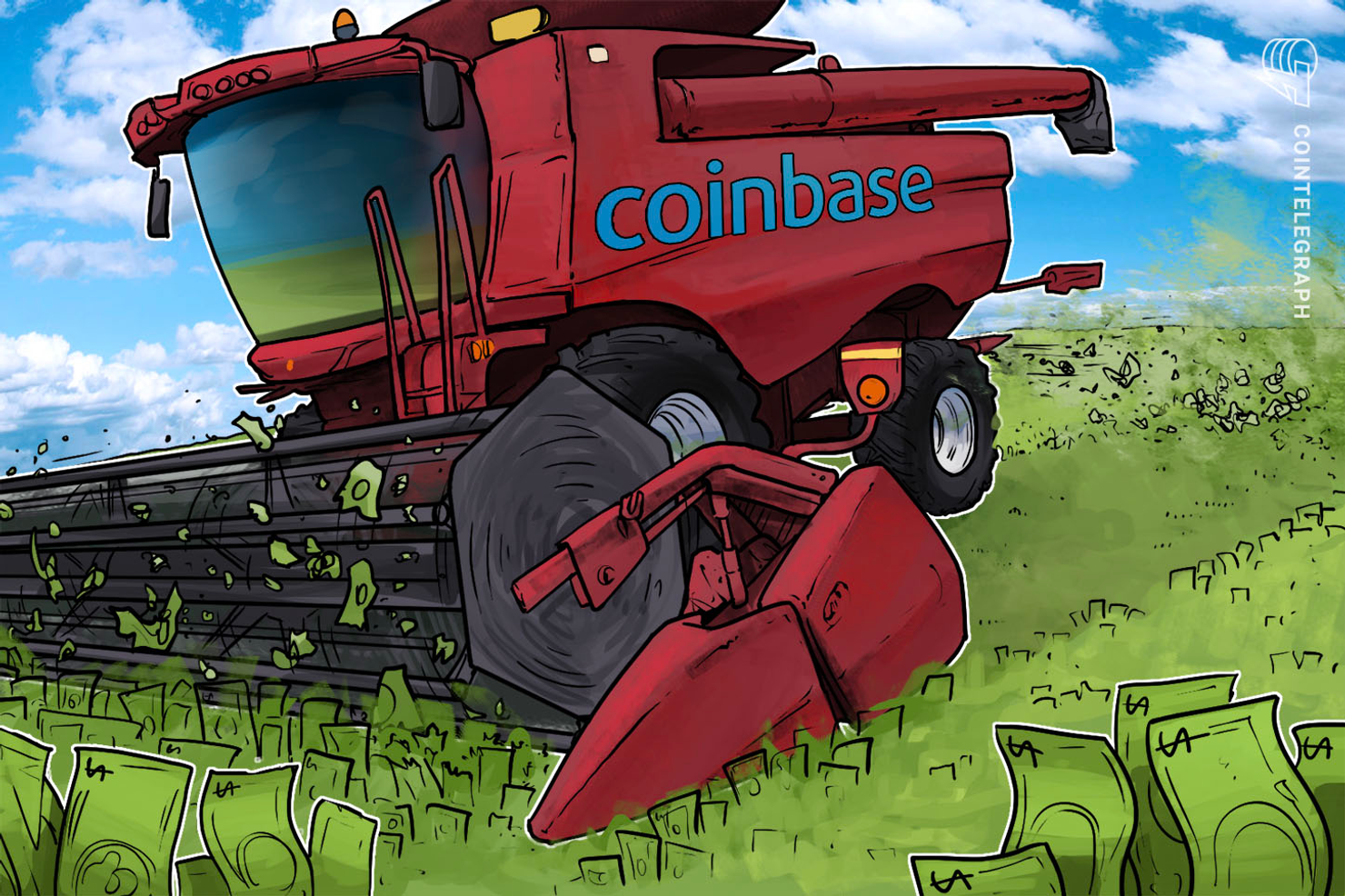 Coinbase Generated Nearly $2 Billion in Transaction Fees Since 2012