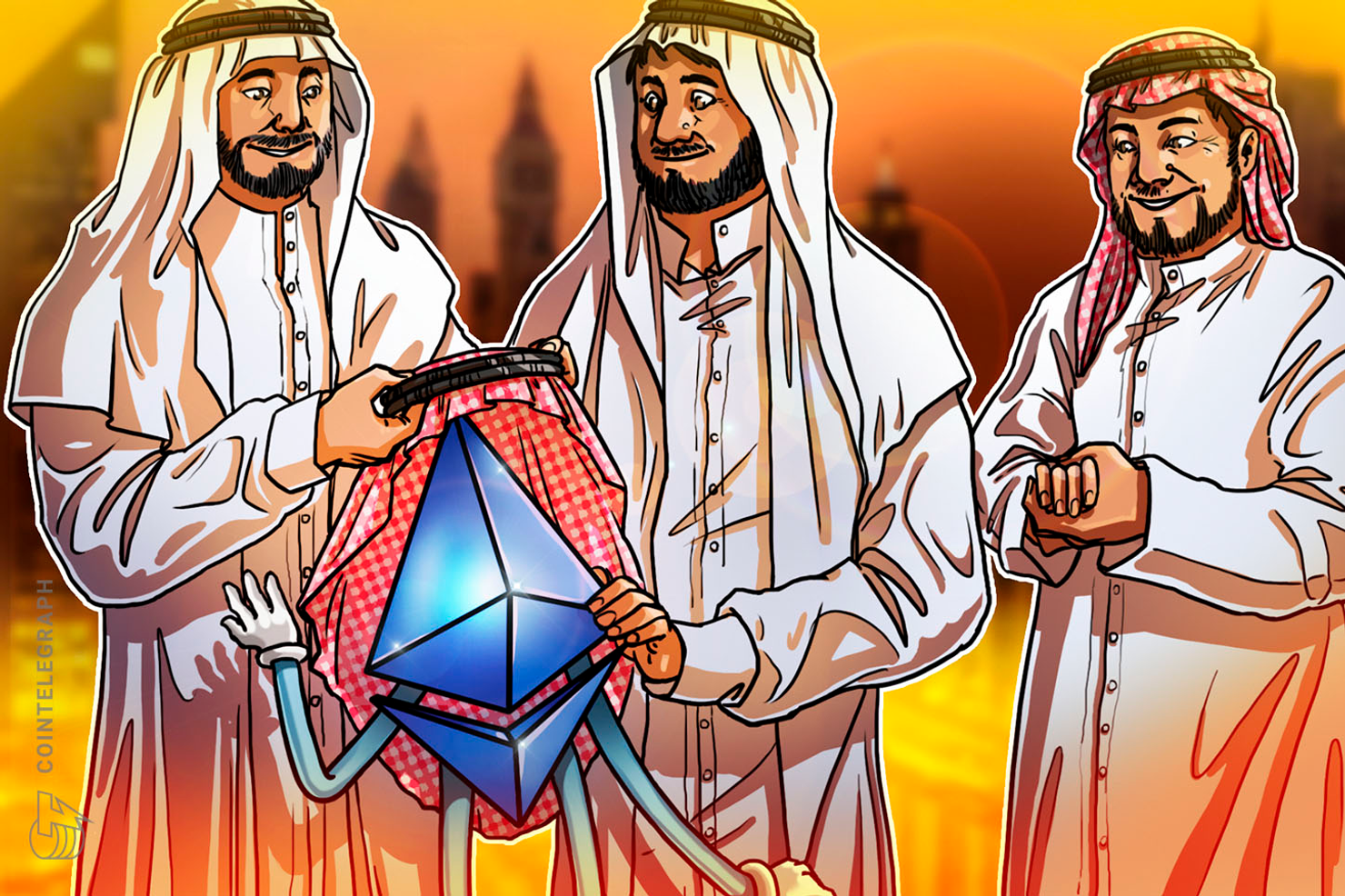 Middle East Blockchain Development Primed to Lead the Global