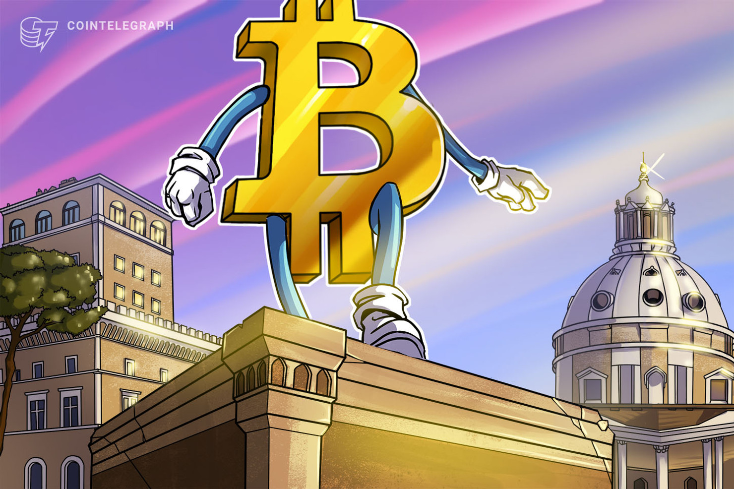 Italian Bank Opens Bitcoin Trading to 1.2 Million During Lockdown