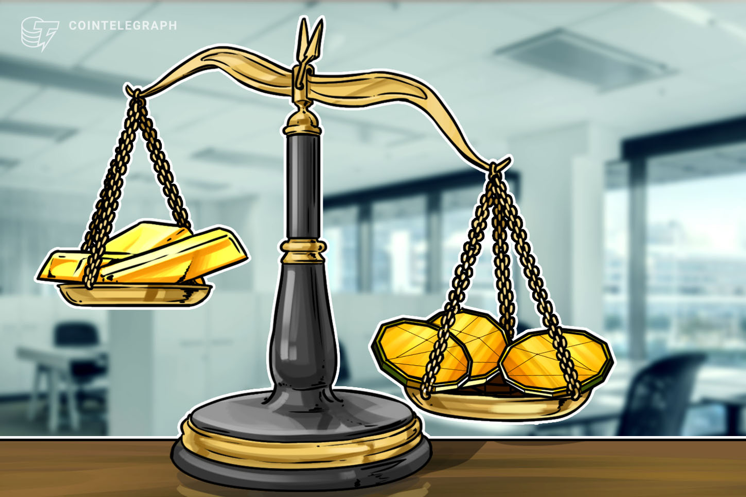 Crypto Not Competitive With Gold: Barrick Gold Exec