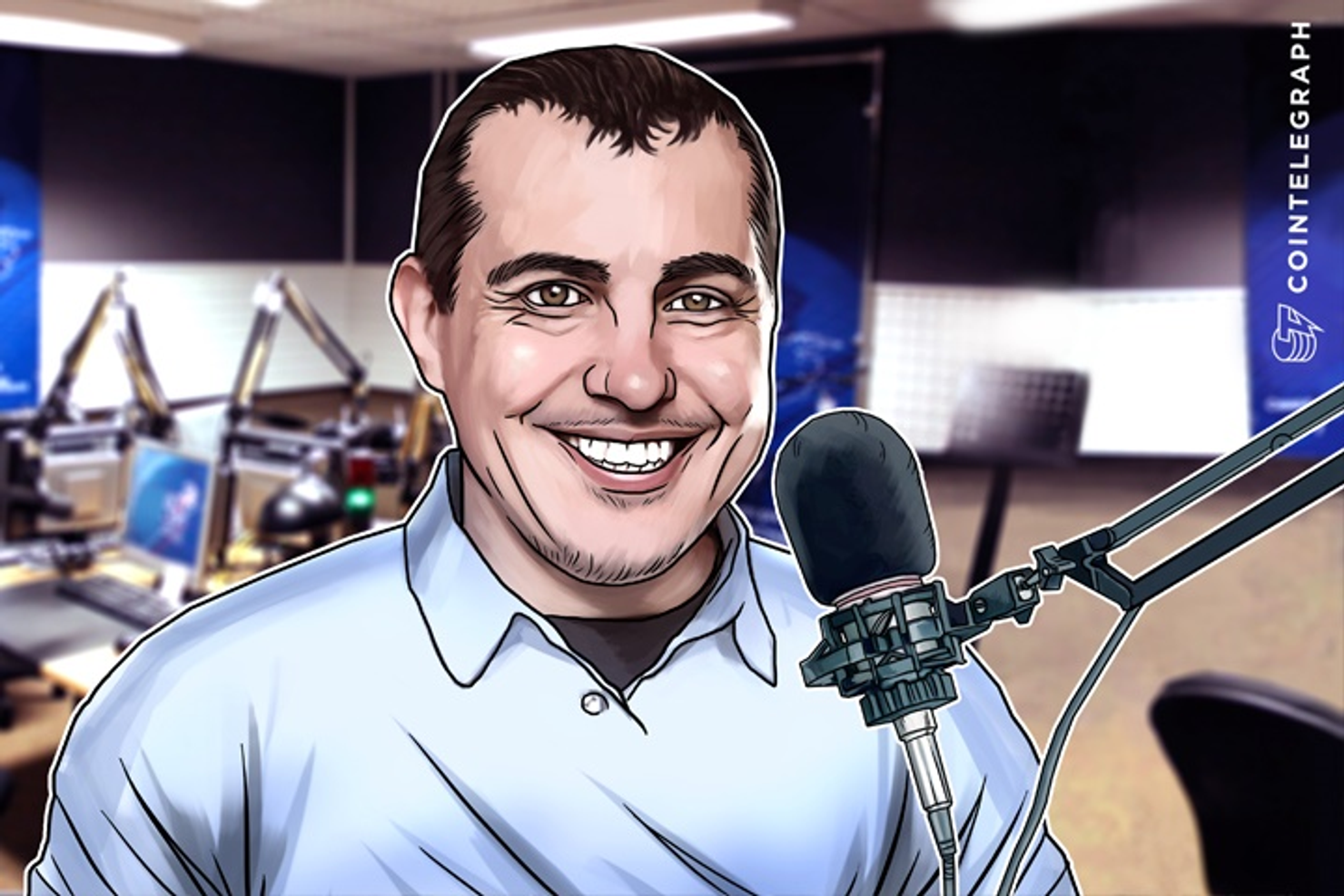 100 Pictures of Andreas Antonopoulos Podcast