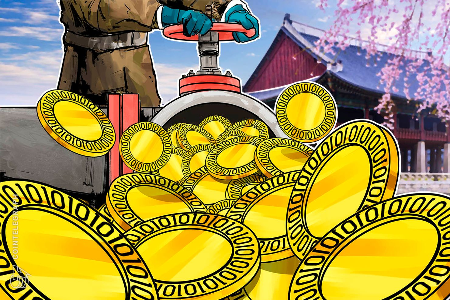 South Korea Province to Issue Own Coin as Gov't Says Crypto Should Be 'Accepted'