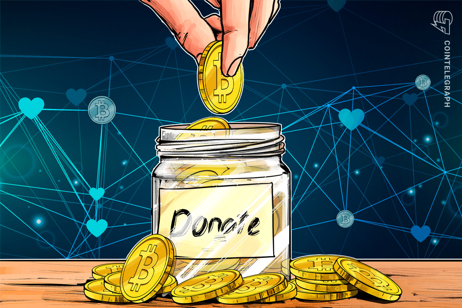 'Not Very Practical' — Critics Say Political Crypto Donations a Marketing Ploy