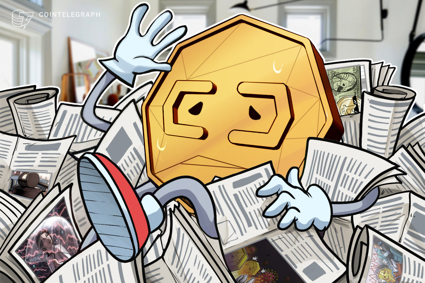 Counterfeit Rubles, Major Lawsuits, and Security Issues: Bad Crypto News of the Week