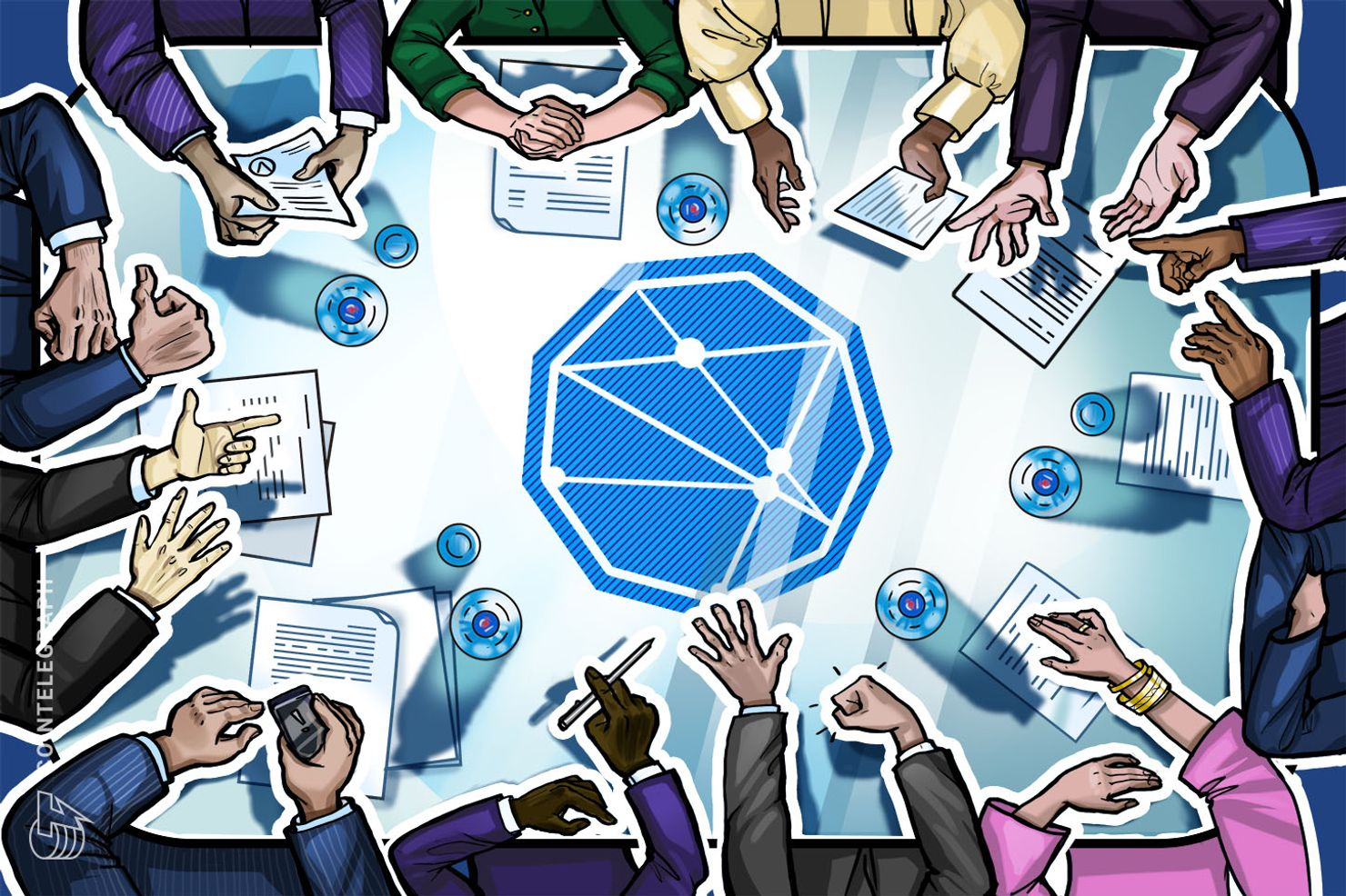 Digital Currency Group, Polychain Back UK Crypto Futures Exchange Coinflex