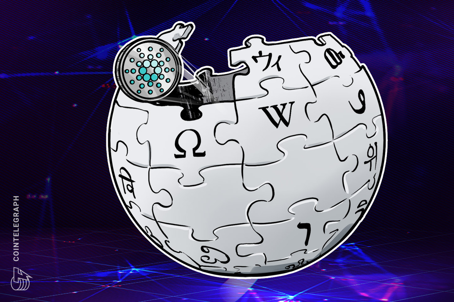 Just Like <bold>Bitcoin</bold> Before It, Cardano Is Banned From <bold>Wikipedia</bold>