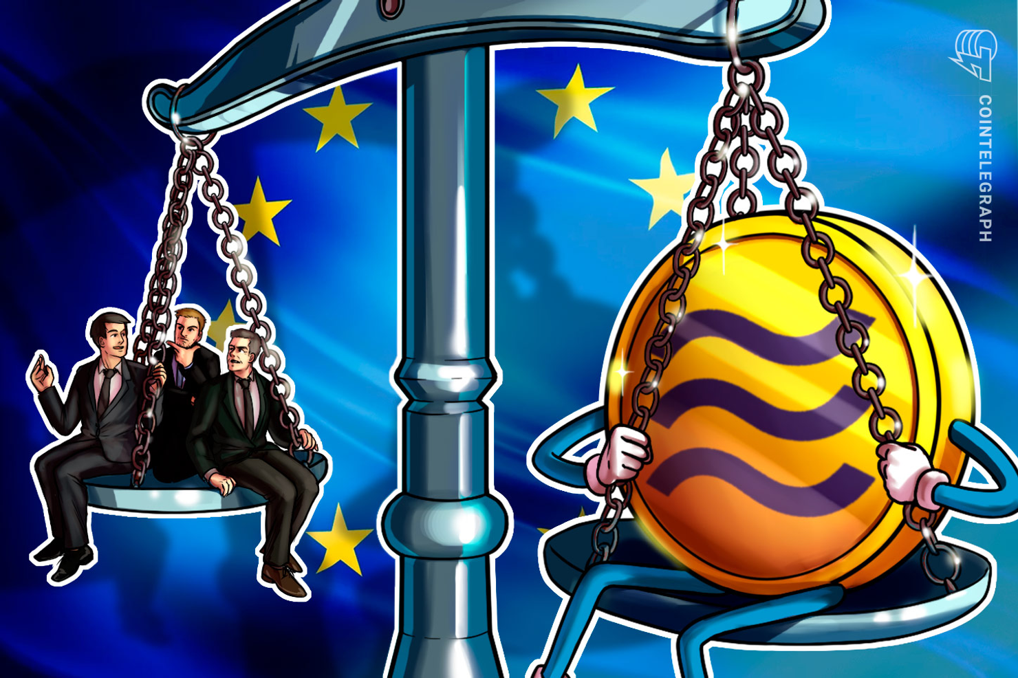 Five European Union Countries Team Up to Block Libra: Report