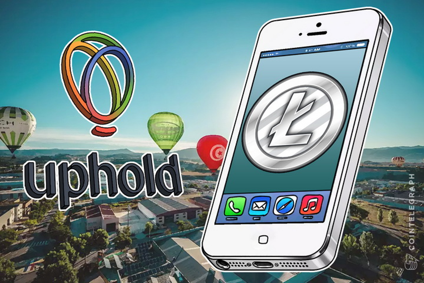 Uphold Launches Litecoin And iOS App