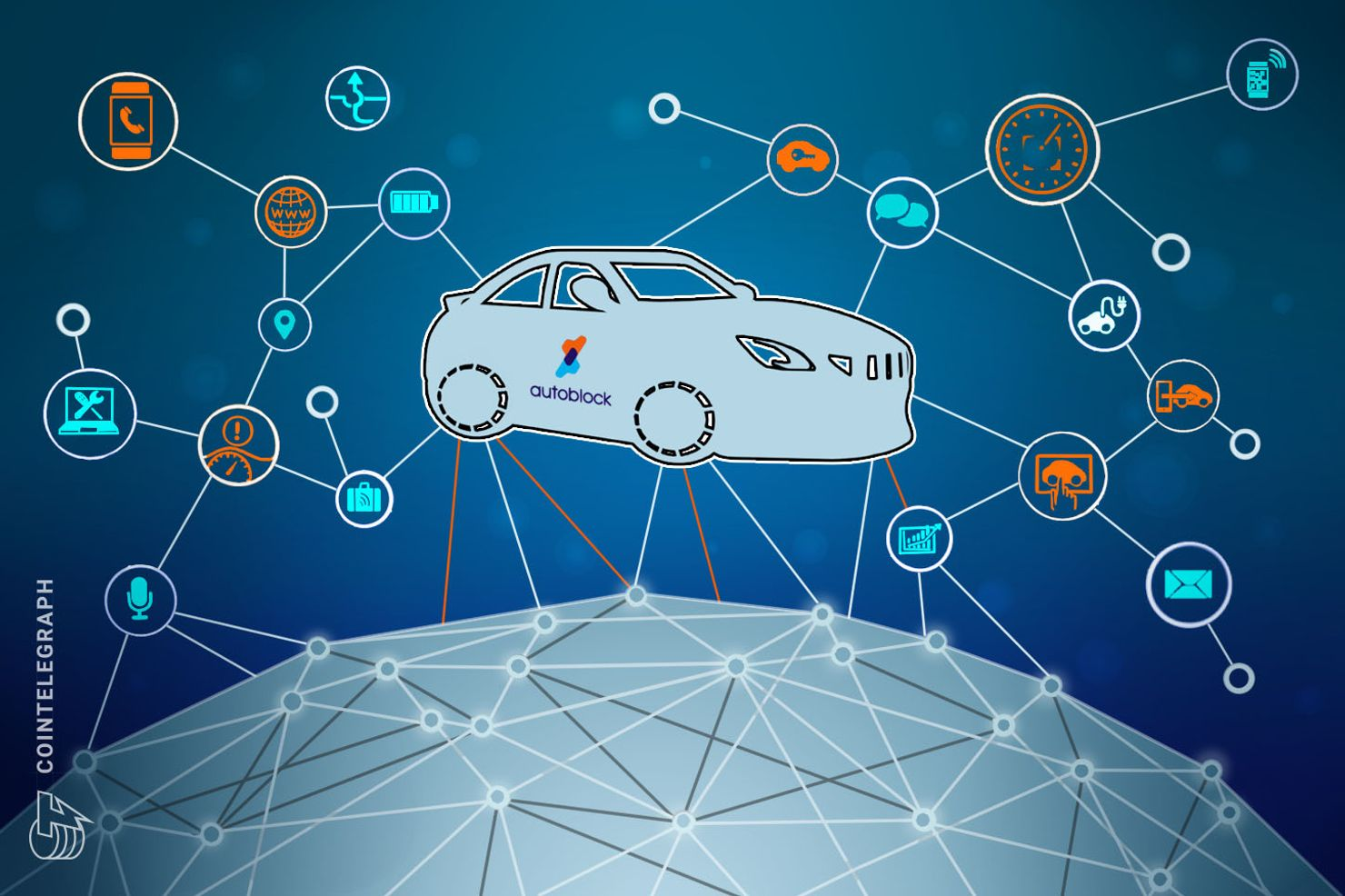 Image result for Automotive Blockchain