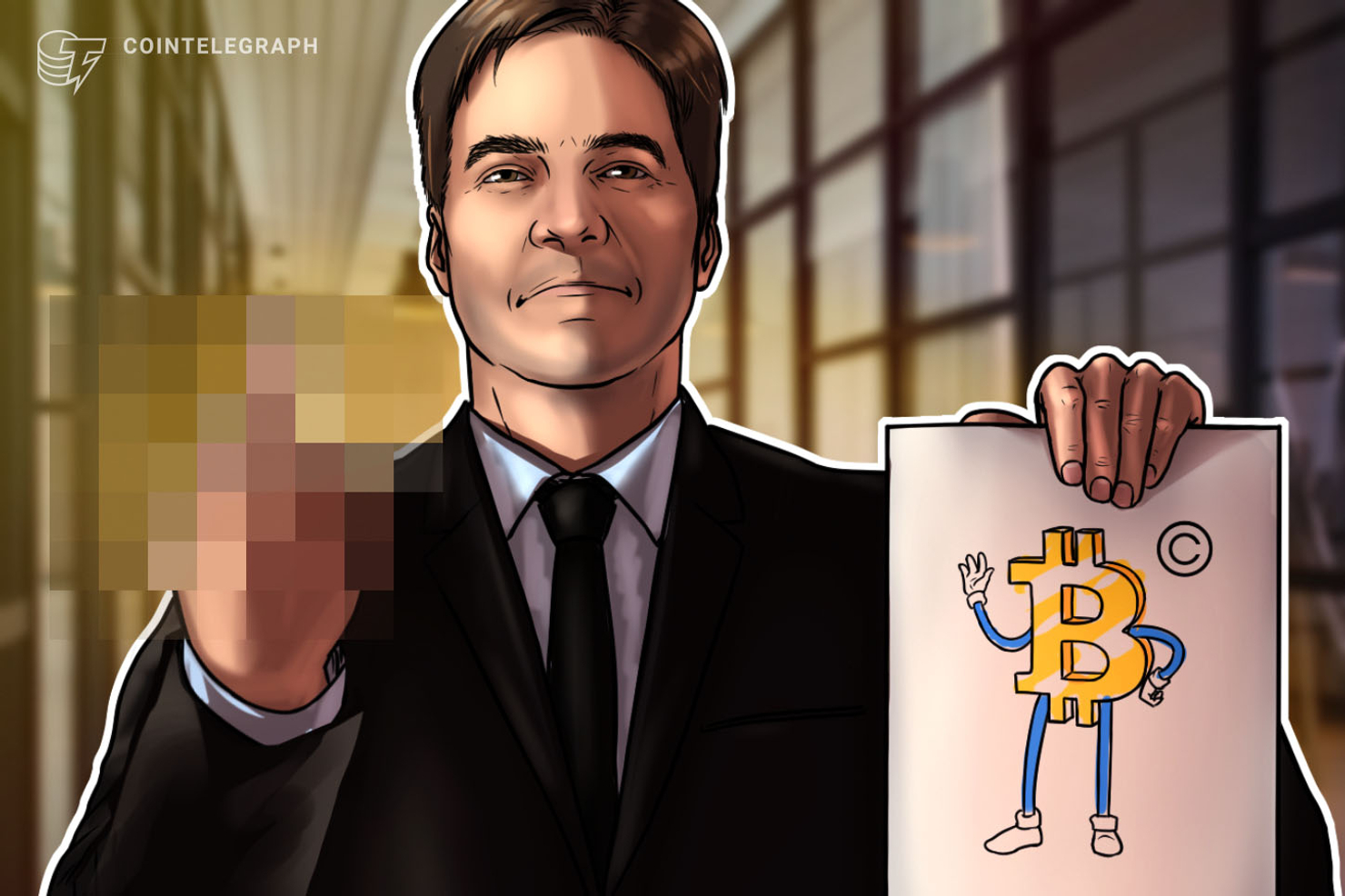 Staking Claim on Bitcoin — Does Craig Wright's Copyright