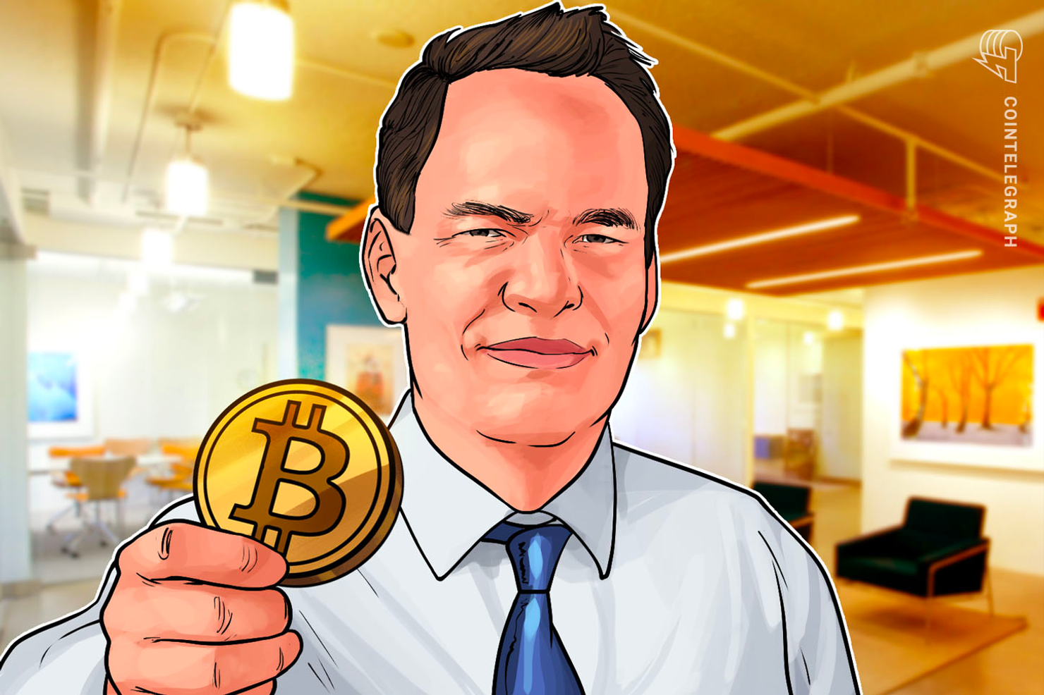Max Keiser: Bitcoin's first function is to clean up the mess left by fiat