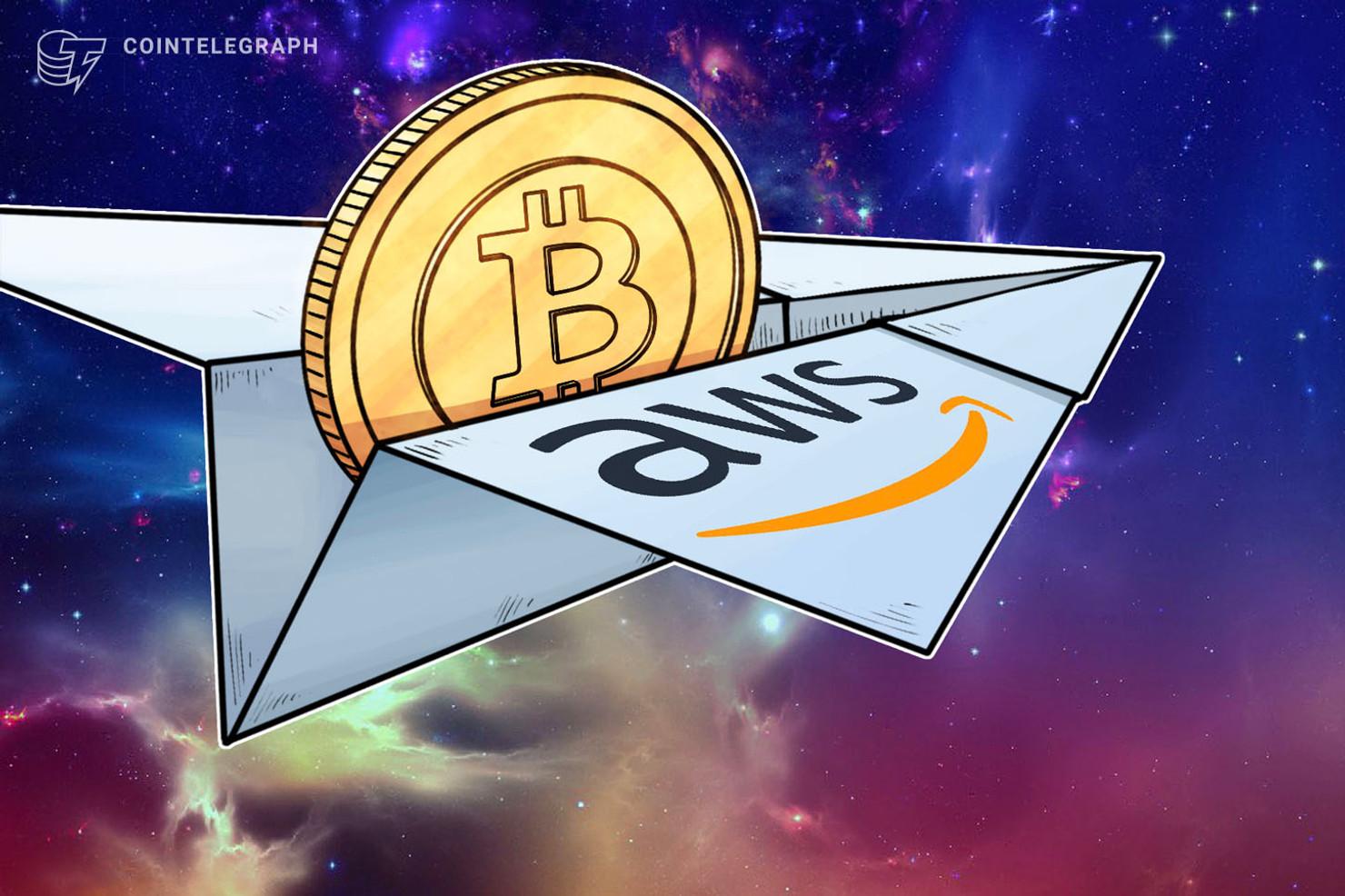 <bold>Amazon</bold> Web <bold>Services</bold> Launches Managed Blockchain <bold>Service</bold>