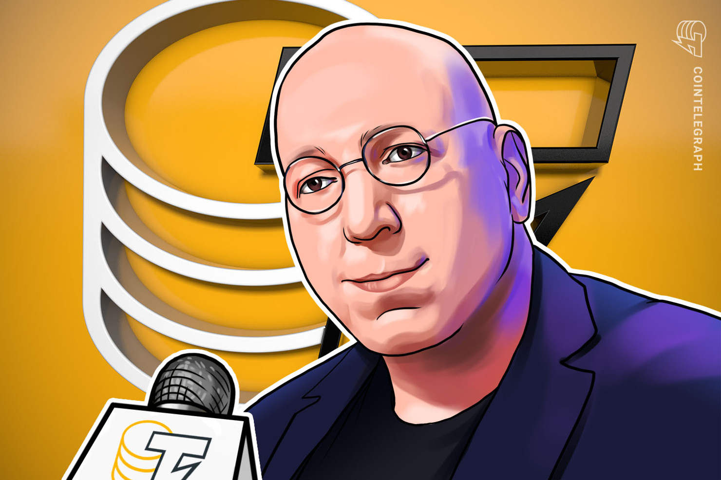 Jeffrey Wernick on Cointelegraph China's Focus