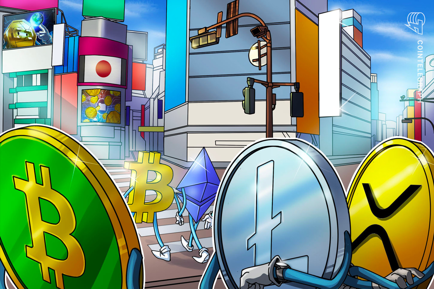 Japan the Next Country to Mint a Digital Currency?