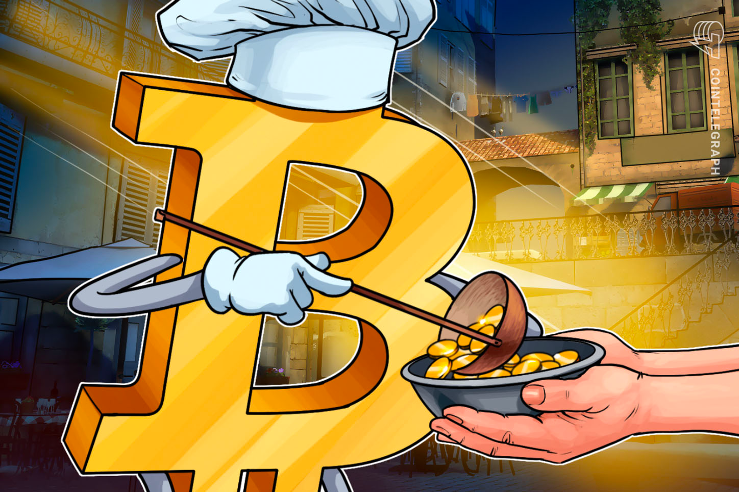 Bitcoin Owners Are Giving Away Altcoins to Support TOR Project