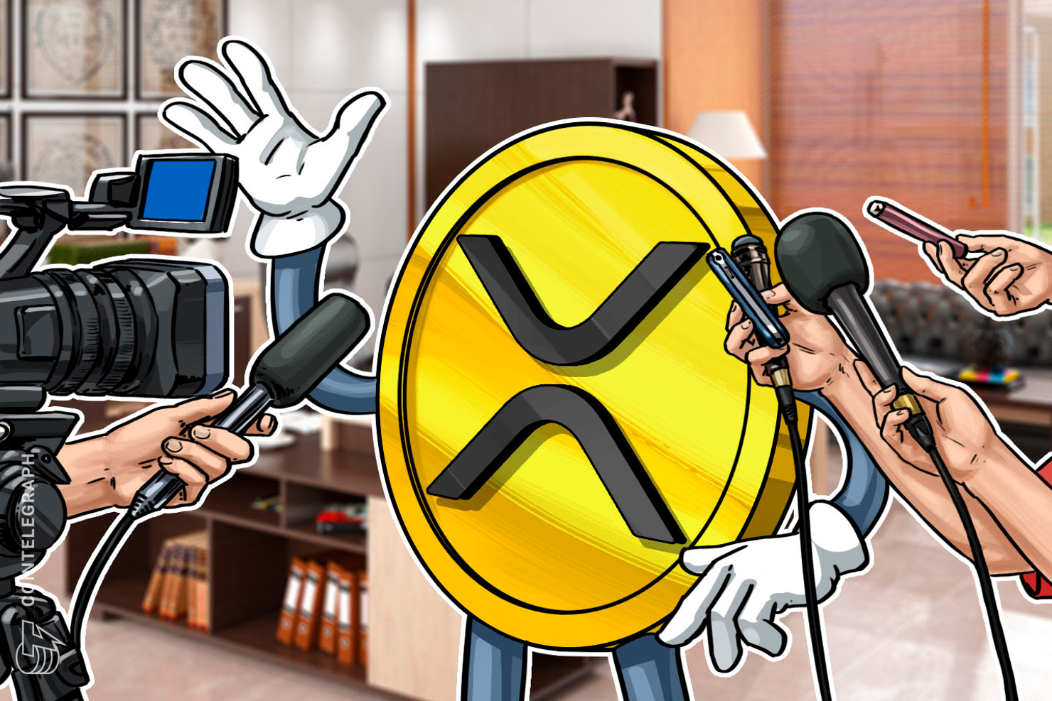 Ripple's Xpring Gives $265 Mil in XRP to Content Platform Coil