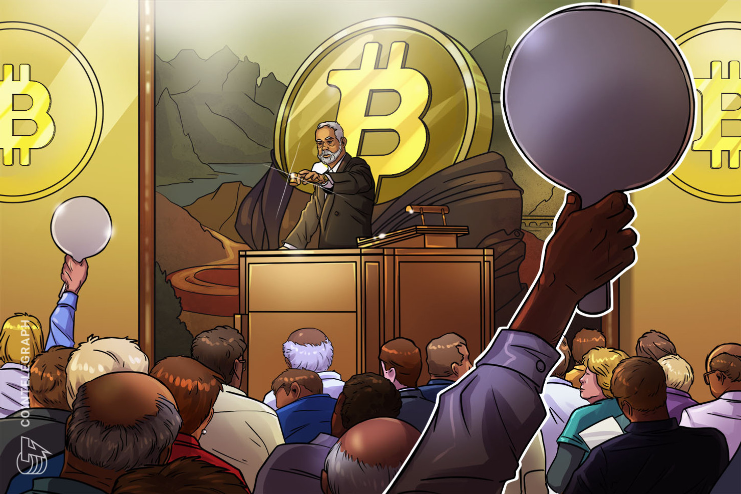 US Marshals to Auction $37M in Confiscated Bitcoin in February
