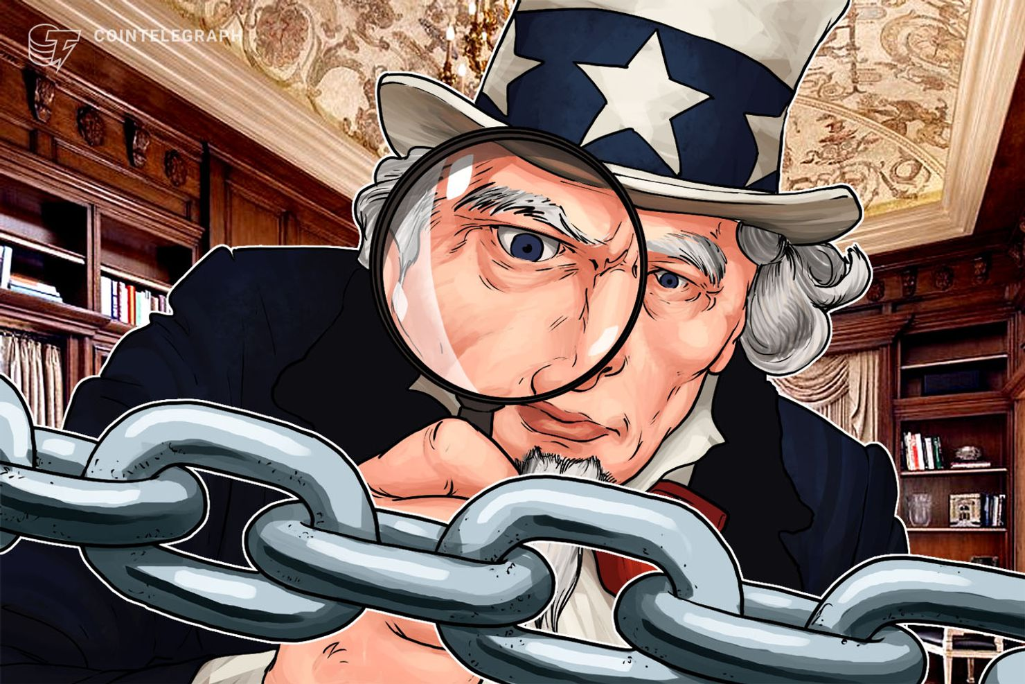 US Dept. Homeland Security Calls on Blockchain Startups for Anti-Forgery Solutions
