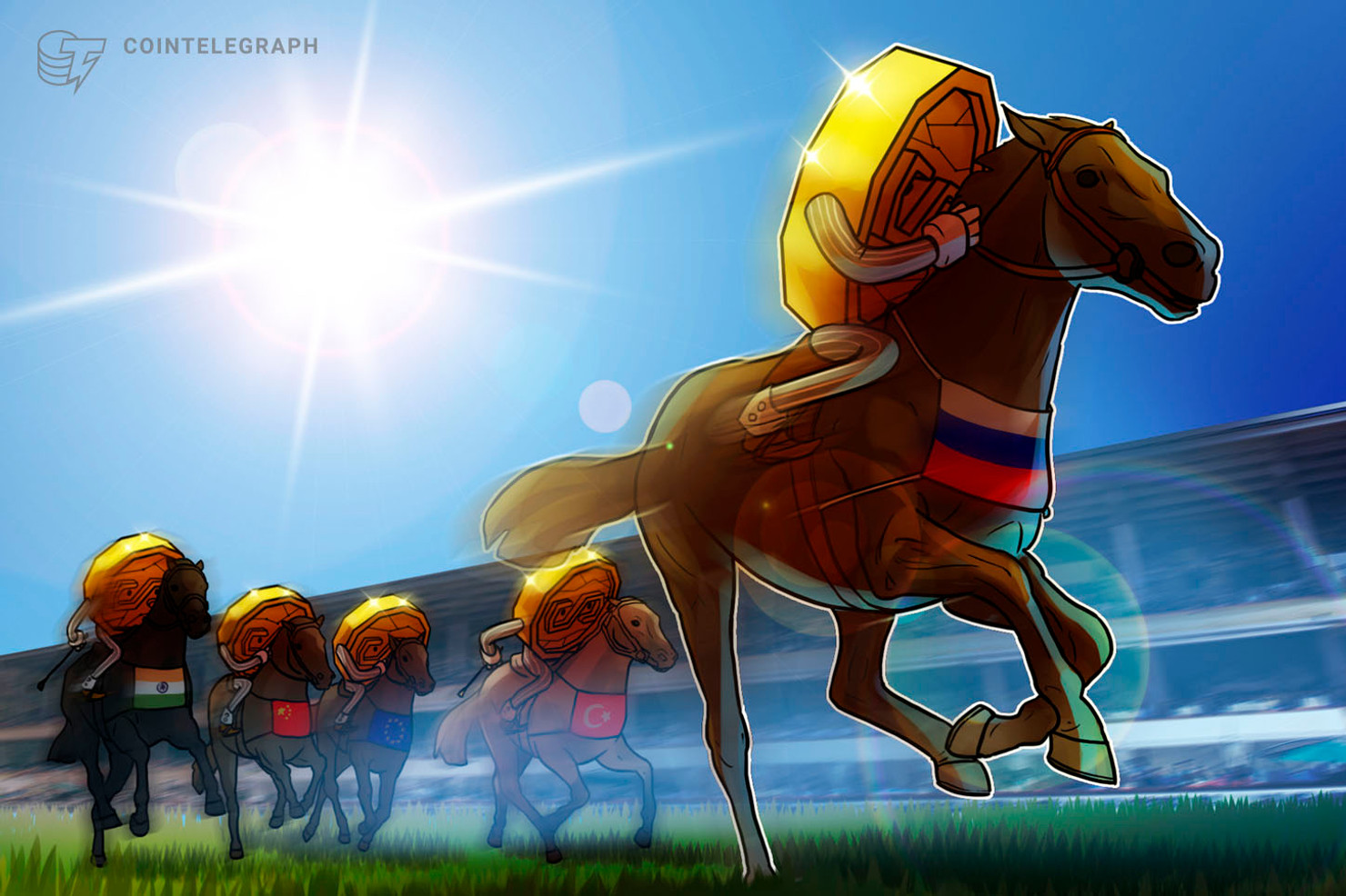 Russia Leads Multinational Stablecoin Initiative