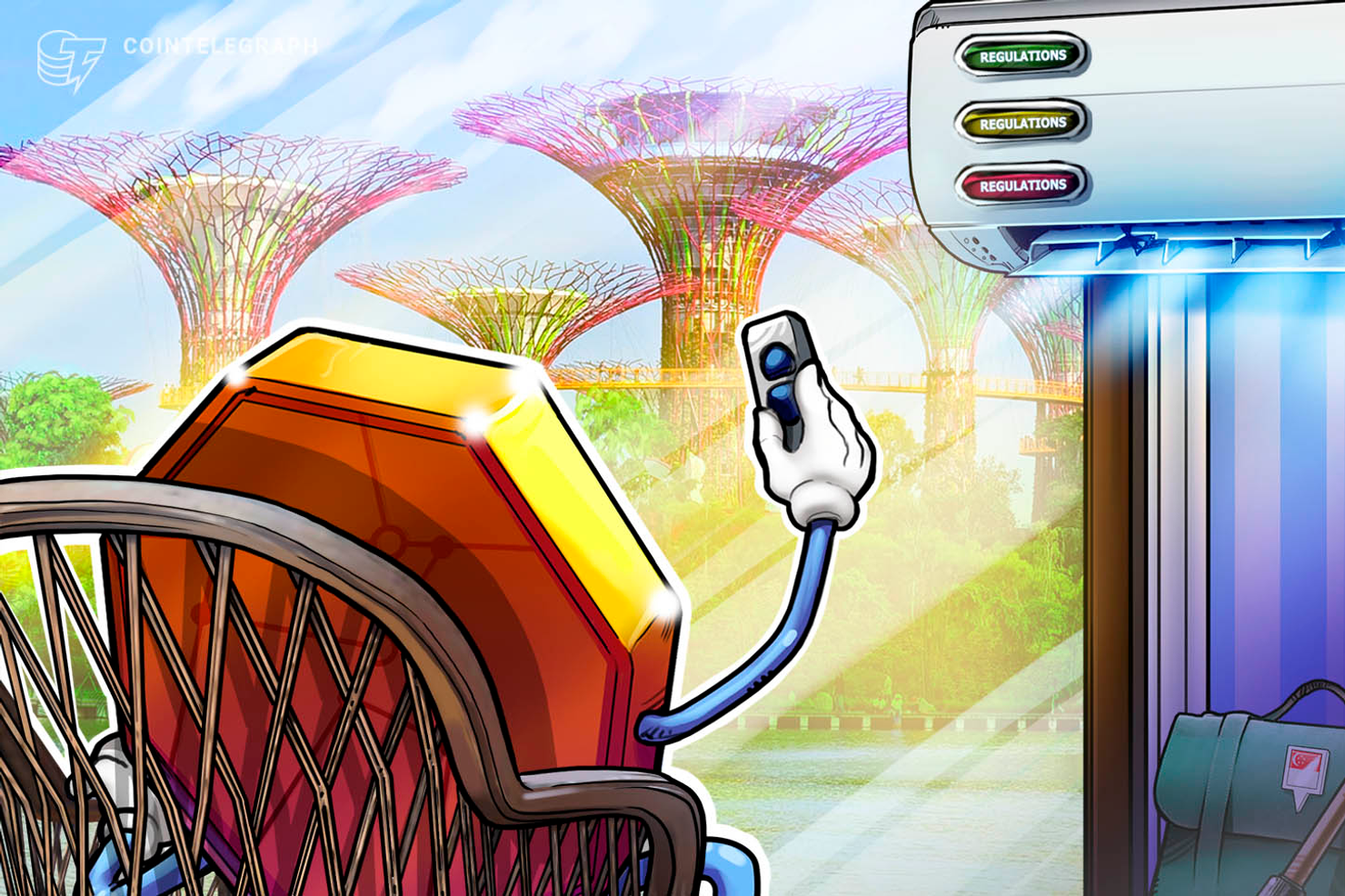 Singapore Crypto Association Launches Code of Practice