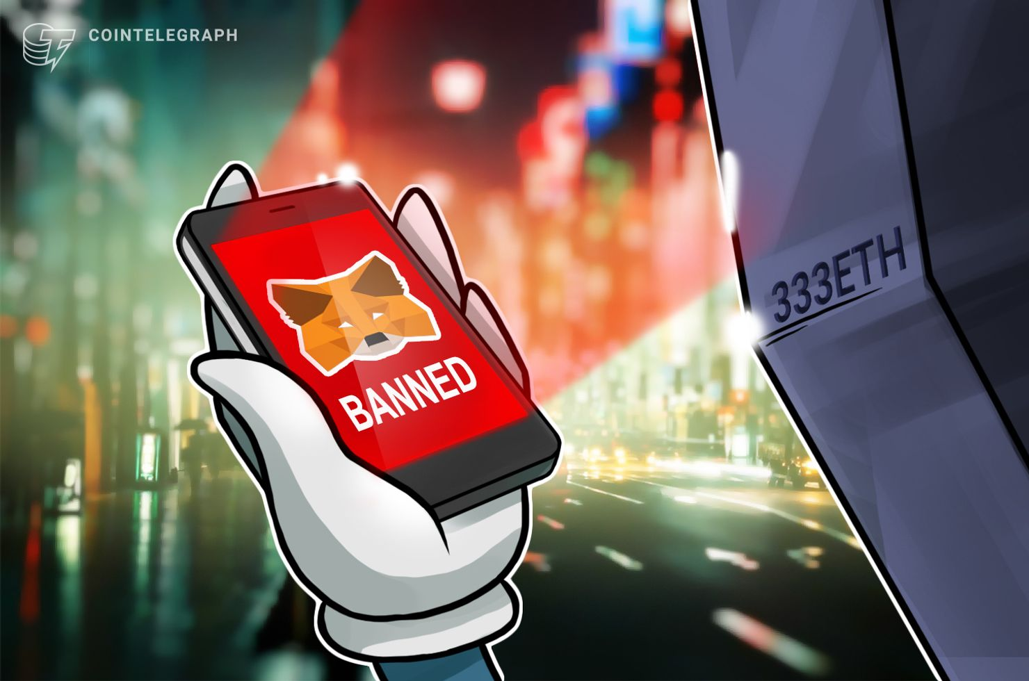 'Active Scam': MetaMask Adds Optional Block of Top Ethereum Decentralized App